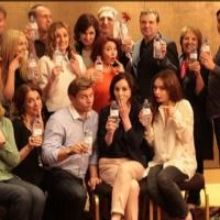DOWNTON ABBEY Cast Turns Water Bottle Blooper Into Chance for Charity