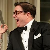 BWW Reviews:  Nathan Lane Gives a Master Class in IT'S ONLY A PLAY