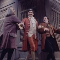 THEATRICAL THROWBACK THURSDAY: 1776 - 60s, 70s & 90s Style