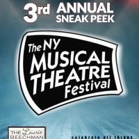 BROADWAY SESSIONS Offers NYMF Sneak Peek Tonight