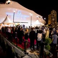 Concept's Art Market Continues thru 12/7 on the SeaFair Yacht in Miami