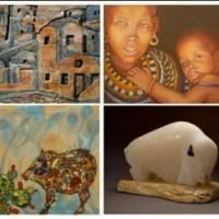 Arizona Fine Art Expo Highlights Works of Four Exhibiting Artists, Now thru 3/24