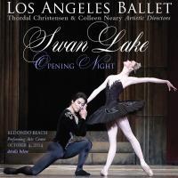 BWW Reviews: Los Angeles Ballet Presents SWAN LAKE to Open its 2014/2015 Season