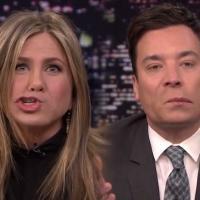 VIDEO: Watch Jennifer Aniston Lip Flip on THE TONIGHT SHOW!