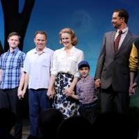 Photo Coverage: BIG FISH's Magical and Emotional Opening Night Curtain Call