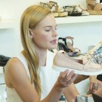 Kate Bosworth Designs Shoe Line with Matisse