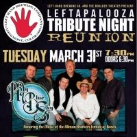 LEFT HAND BREWING'S LEFTAPALOOZA Set for Boulder Theater, 3/31