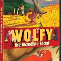 Award-Winning Children's Film WOLFY THE INCREDIBLE SECRET on DVD & VOD, 3/17