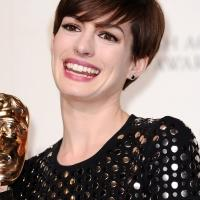 BAFTAS: Anne Hathaway Wins Best Supporting Actress For LES MISERABLES!