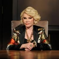 Joan Rivers to Appear on Upcoming Season of NBC's CELEBRITY APPRENTICE