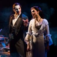 Photo Flash: First Look at Cooper Grodin in THE PHANTOM OF THE OPERA National Tour!