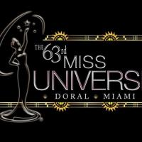 Gavin DeGraw Joins Musical Lineup for  63RD ANNUAL MISS UNIVERSE PAGEANT