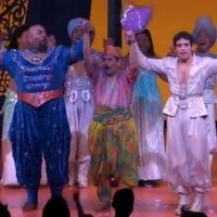 VIDEO: JIMMY KIMMEL LIVE's Guillermo Makes Broadway Debut in ALADDIN!