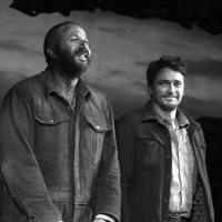 Photo Coverage: James Franco, Chris O'Dowd & Leighton Meester Take First Bows in OF MICE AND MEN