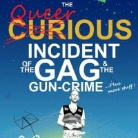 Robert White's THE CURIOUS INCIDENT OF THE GAG AND THE GUN-CRIME�.PLUS MORE STUFF Comes to Edinburgh Fringe, Now thru Aug 24