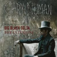 Gary Numan Kicks Off North American Tour