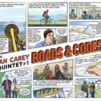Ian Carey Quintet+1 to Release ROADS & CODES, 2/19