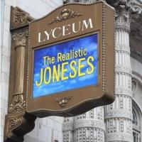 Up On The Marquee: THE REALISTIC JONESES