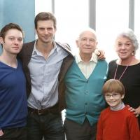 Photo Coverage: Meet the Company of Broadway's MOTHERS AND SONS!
