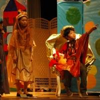 Photo Coverage: Beijing Playhouse Academy of Performing Arts Kids Theatre Camp Performance of Ali Baba and the Forty Thieves