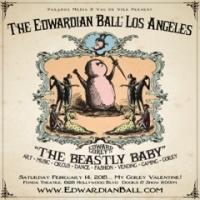 MY GOREY VALENTINE! to Host Edwardian Ball, 2/14