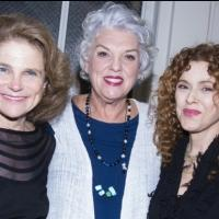 Photo Flash: Bernadette Peters & Tovah Feldshuh Visit Tyne Daly at MOTHERS AND SONS