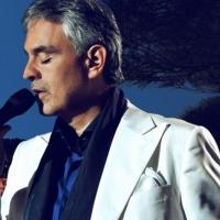 Andrea Bocelli Returns to Madison Square Garden Tonight
