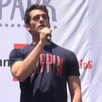 BWW TV: PIPPIN Company Flies High at BROADWAY IN BRYANT PARK