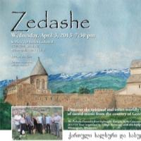 Nevenka East European Folk Ensemble Join the Georgian Ensemble in Concert, 4/27