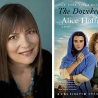 Author Alice Hoffman Discusses Bestselling Book, CBS Event Series THE DOVEKEEPERS