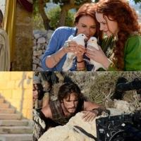 Roma Downey & Cast of THE DOVEKEEPERS Talks CBS Event Series