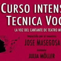Curso de t�cnica vocal en M�laga con Jos� Masegosa y Julia M�ller