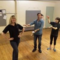 Photo Flash: In Rehearsal with NYMF's THE TRAVELS