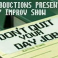 Onyx Theatre to Present DON'T QUIT YOUR DAY JOB