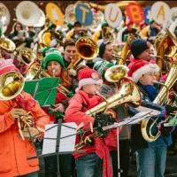 41st Annual MERRY TUBA CHRISTMAS Comes to The Rink at Rockefeller Center, 12/14