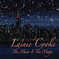 Jazz Vocalist Lainie Cooke's New CD The Music Is the Magic' to Be Released 3/17