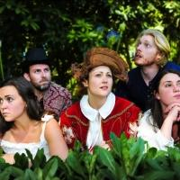 Shakespeare's AS YOU LIKE IT Takes Centre Stage at Royal Botanic Gardens Tonight