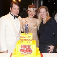 Photo Coverage: NICE WORK IF YOU CAN GET IT Celebrates 1 Year on Broadway!