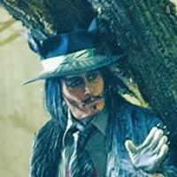 Johnny Depp As The Wolf In New INTO THE WOODS Social Media Image