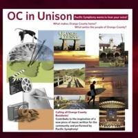 Pacific Symphony Invites YOU to Inspire a New Piece of Music; Project Titled, 'OC IN UNISON'