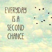 Fitness Tip of the Day: Every Day is a Second Chance
