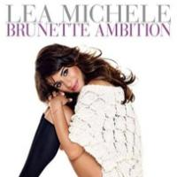 Lea Michele's BRUNETTE AMBITION Autobiography Now Available