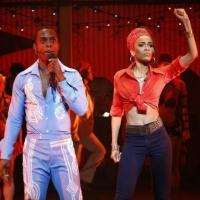 Photo Flash: First Look at Michelle Williams in FELA! National Tour