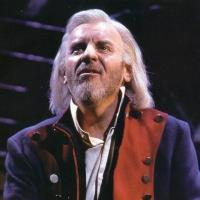 Colm Wilkinson Kicks Off BRING HIM HOME UK & Ireland Tour Today