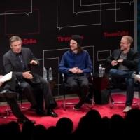 Photo Coverage: Alec Baldwin & ORPHANS Cast Visits TimesTalks