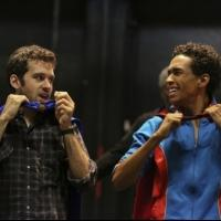 Adam Chanler-Berat, Kyle Beltran and More Star in THE FORTRESS OF SOLITUDE, Beginning Tonight at the Public