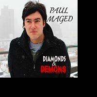 Singer-Songwriter PAUL MAGED to Release Sophomore Album 'Diamonds & Demons'