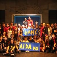 2014 Mx Highlights: AIDA de Spotlight Foundation...Una gran estrella del Nilo en 2014.