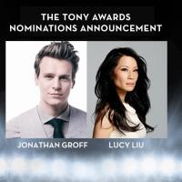 Jonathan Groff, Lucy Liu to Announce 2014 Tony Nominations, 4/29