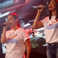 Photo Coverage: Salonga, Geronimo, Go Lead Concert for Philippine Typhoon Victims
